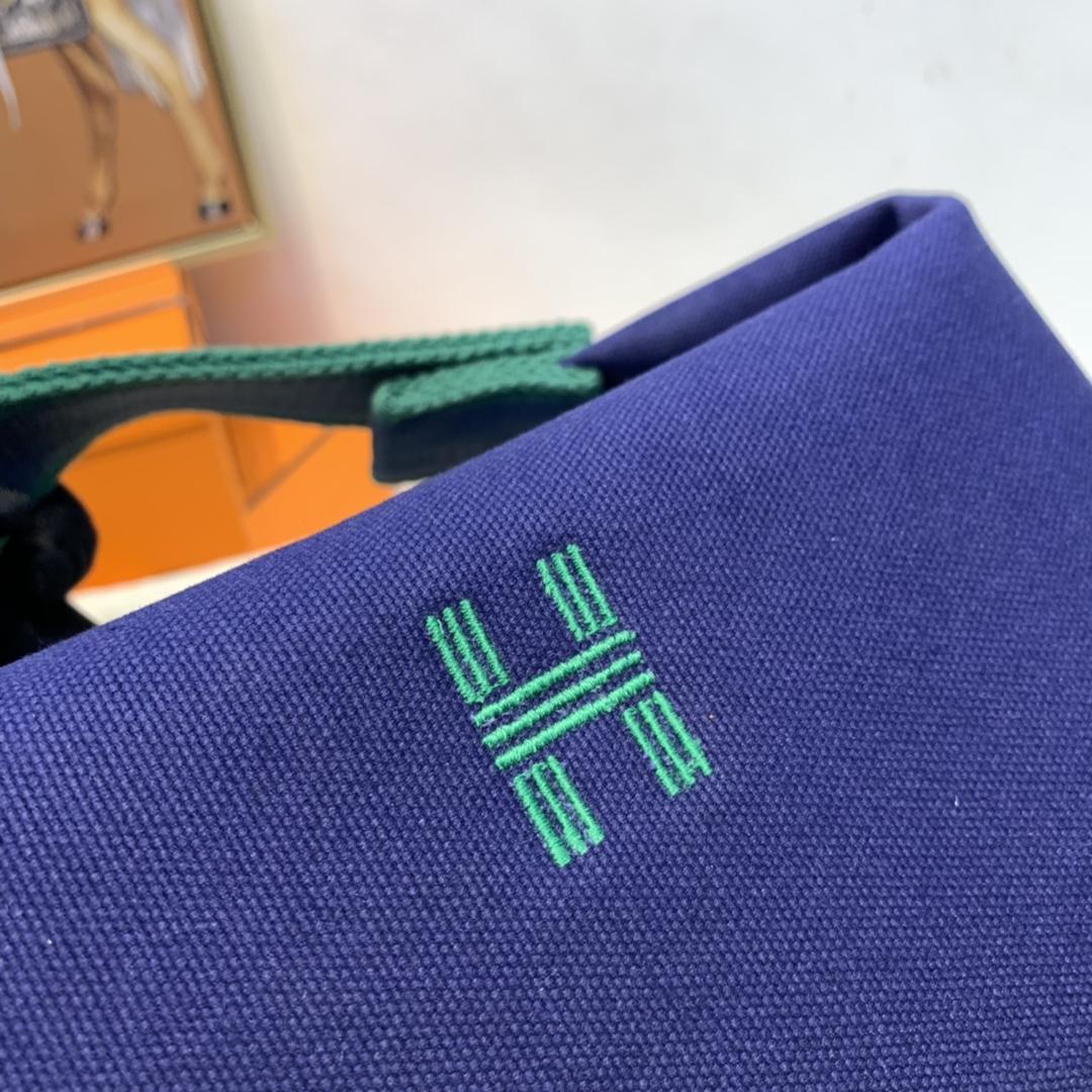 HERMES 爱马仕官网直供 大号 饭盒包 大容量小身材 百搭休闲款