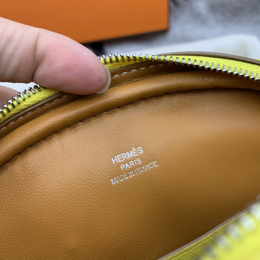 香港爱马仕官网 订单出货 Hermes In-the-Loop休闲款猪鼻子腰包 性价比超高 Swift